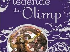 Carte: Mituri si legende din Olimp